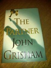 the partner by john grisham hard cover book