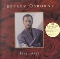 JEFFREY OSBORNE - LOVE SONGS NEW CD