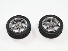 NEW TRAXXAS BANDIT Wheels & Tires Front RB13