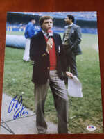 Bob Costas Psa Dna Coa Hand Signed 11x14 Photo  Authentic Autograph