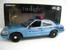 "Charlie`s Ford Police Cruiser ""twilight""  Limitiert  Greenlight  1:18  OVP"