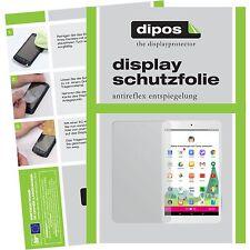 2x telekom Tablet pulso lámina protectora mate protector de pantalla Lámina dipos