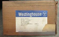 Westinghouse 371D266G03 Deion Switch 60 Amp 3 Pole