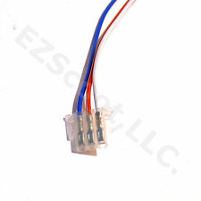 ELELECTRIC CABLE WIRE SWITCH CONNECTOR 3PIN GY6 4STROKE SCOOTER MOPED QT-E RETRO