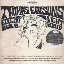 "THOMAS EDISUN'S ELECTRIC LIGHT BULB BAND The Red Day Album vinyl LP + 7"" psych"