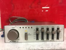 Alpine Old School Retro 3022 Classic Add On 5 Band Graphic Equaliser Booster Amp