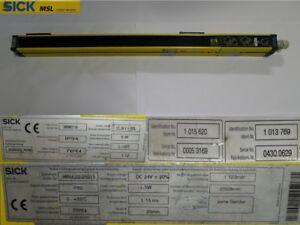 SICK MSL Lichtschranke  MSLE02-25011 + MSM01-1A   30-2 #4339