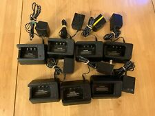 Set of 7 Motorola Charger Model # Ntn5540B