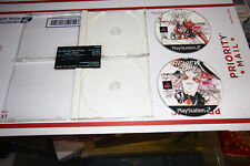 Growlanser Generations PlayStation 2 PS2 WORKING DESIGNS PROTOTYPE REVIEW 2 DISC