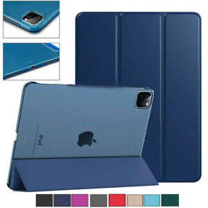 """Apple iPad Air 4 Leather Magnetic Slim Smart Case Cover for 10.9"""" 4th Gen (2020)"""