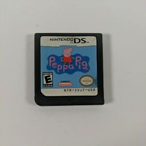 Peppa Pig The Game - Nintendo DS Game Cart Only VGC Tested PAL
