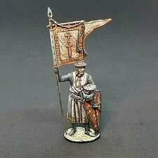 knight tin soldier 54 mm  hand painted