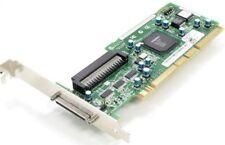 New Adaptec PCI-X SCSI Raid Controller Card Kit 29320ALP-R Ultra-320 SCSI LVD
