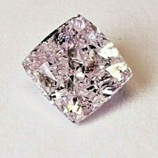 0.59ct Natural Fancy Pink Diamond Radiant Cut  GIA Certified