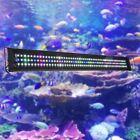 """48"""" 156 LED Aquarium Light Multi-Color Full Spectrum Lamp For 40-50"""" Fish Tank"""