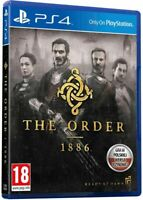 NEW PS4 The Order: 1886 For PlayStation 4 PS4 Game