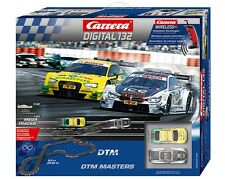 Carrera 30180 Digital 132 Rennbahn DTM Masters Wireless