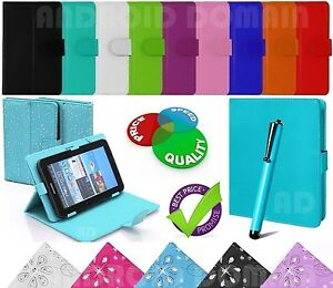 """Universal Folio Magnetic Case Cover For Android Tablet PC 7"""" 9"""" 9.7"""" 10"""" 10.1"""""""