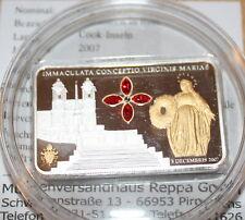 5 Dollar Cook Island 2007 Vatikan Marienfest in Rom