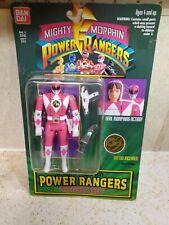 POWER RANGERS MIGHTY MORPHIN POWER RANGERS 'KIMBERLY' PINK #2312 BANDAI 1994