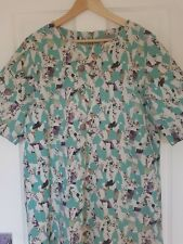 Cos Print Dress, Size 40