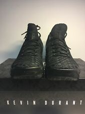 Nike Zoom KD 9 Men's Size 9.5 Black Anthracite Basketball Shoes