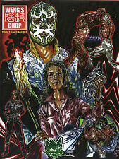 Weng's Chop #3 Cover A Jess Franco Indian & Mexican Horror Mexploitation