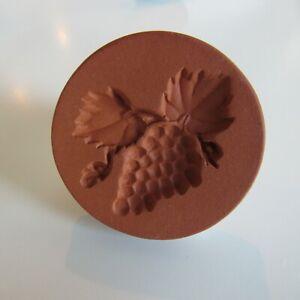 Rycraft - Grapes - Cookie StampButter Press