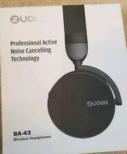Zuoer BA-43 Professional Active Noise Canceling Wireless Headphones New