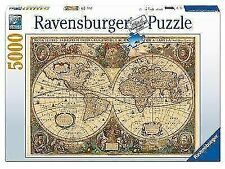 Ravensburger - Historical World Map Puzzle 5000 pieces jigsaw