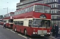 PHOTO Central Scottish Dennis Dominator D27 FGE427X in 1985 on route 138
