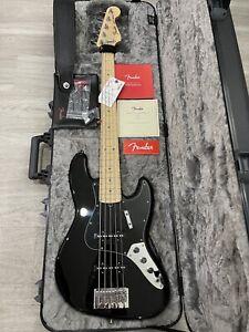 Custom American Professional Jazz Bass V (5 String) W/ Hard Case & Extras