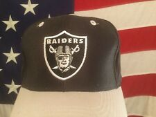 1984  ORIGINAL OAKLAND RAIDERS SNAP BACK HAT MINT-FOOTBALL##LAST ONE##OLD SCHOOL