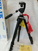 SLIK 444 Sport camera tripod + strap boxed Japan used once excellent condition,