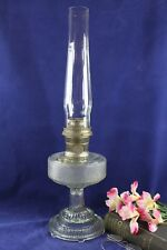 Vintage Aladdin Clear Colonial #104 Oil Lamp 1933