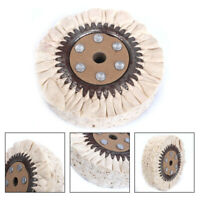 """150mm 6""""Cloth Airway Grinding Wheel Metal Polishing Disc For Bench Grinder 66Ply"""