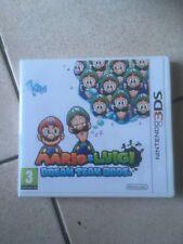 JEU NINTENDO 3DS : Mario et Luigi Dream Team Bros F5