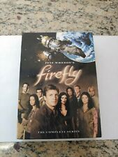 Firefly - The Complete Series (Dvd, 2009, 4-Disc Set) box set joss whedon