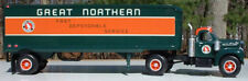 GREAT NORTHERN RR B MACK TRACTOR TRAILER 14 INCHES LONG BIG RIG - FIRST GEAR
