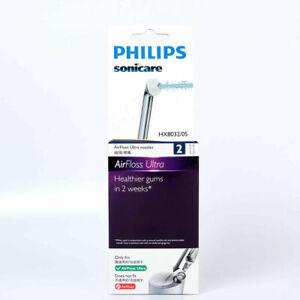 Philips Sonicare AirFloss Ultra Interdental Nozzles HX8032/05 for HX8382 HX8332