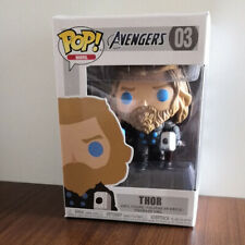 Funko POP Customized Avengers Vinyl Figure THOR #03 With Box