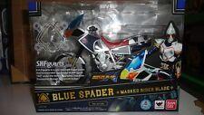 BANDAI S.H.FIGUARTS BLUE SPADER (BIKE FOR KAMEN RIDER BLADE)