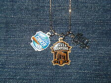 San Francisco Giants Mothers Day 12' World Champions Charm Necklace SGA 5/12/13