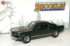 Brooklin Models BRK 124x 1966 Ford Mustang GT 350-H Hertz green 1/43 white metal