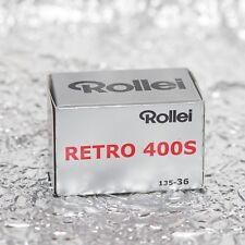 *NEW* Rollei Retro 400s 35mm film