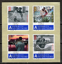 Switzerland - 2005 Definitives -  Mi. 1906-09 VFU on foil