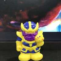 Limited Edition marvel legends Thanos Pencil topper - Ooshies toys gifts Rare