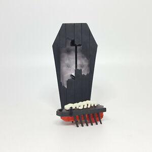 Hex Bug Nano Skeleton Zombie w/ Coffin Glow in the Dark Halloween