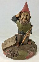 "Tom Clark Gnome  Lefty Left Handed #5163 Ed #18 Cairn 7.75"" St. Patrick's Day"