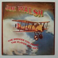 """Joe Walsh """"The Smoker You Drink, The Player You Get"""" LP 1973 Vinyl MCA Records"""